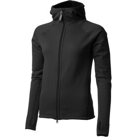 Houdini Power Houdi Jacket Women, true black/true black
